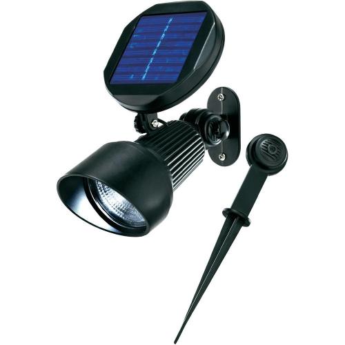 Spot Solaire Puissant Orientable Aluminium Pour Eclairage Exterieur