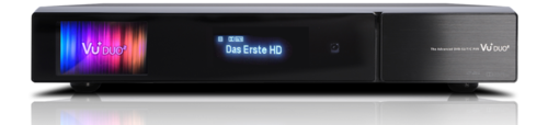 Vu+ DUO2 Double Tuner (2 x DVB-S2) Linux PVR