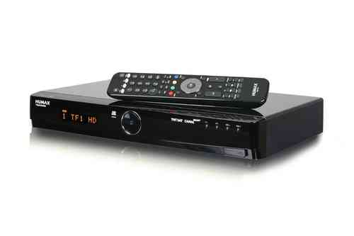 HUMAX TN5050 HDR Double Tuner TNTSAT HD