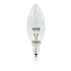 Ampoule Bougie Halogene ECO E14 28 W HQ