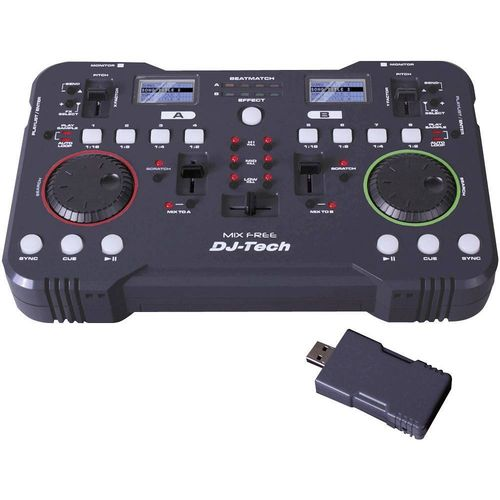 Console de Mixage DJTech Mix Free Wifi Media Player