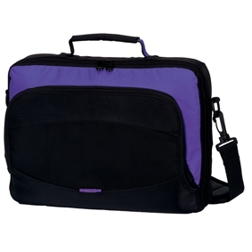 "Sacoche Amarina pour netbook / tablette 10,1"" Purple Line"