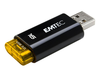 Cle USB 3.00 Flash drive 16 Go Emtec C650 (compatible USB 2.0)