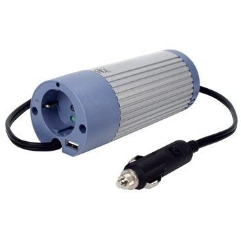 Convertisseur de Tension 12V DC vers 230V AC 100 W Port USB