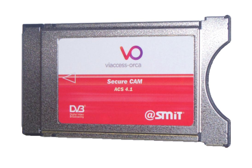 Module Smit Viaccess Dual Secure ACS 4.1