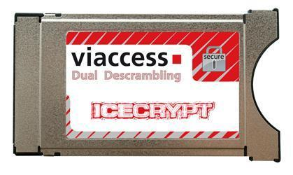 Module Viaccess Secure Icecrypt Dual Descrambling