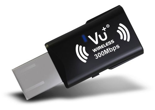 Adaptateur USB Wifi Vu+ Wireless LAN 300 Mbit/s